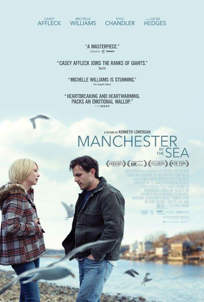 Copertina di Kenneth Lonergan Manchester By The Sea