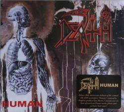 Copertina di Death Human 20th Anniversary Edition