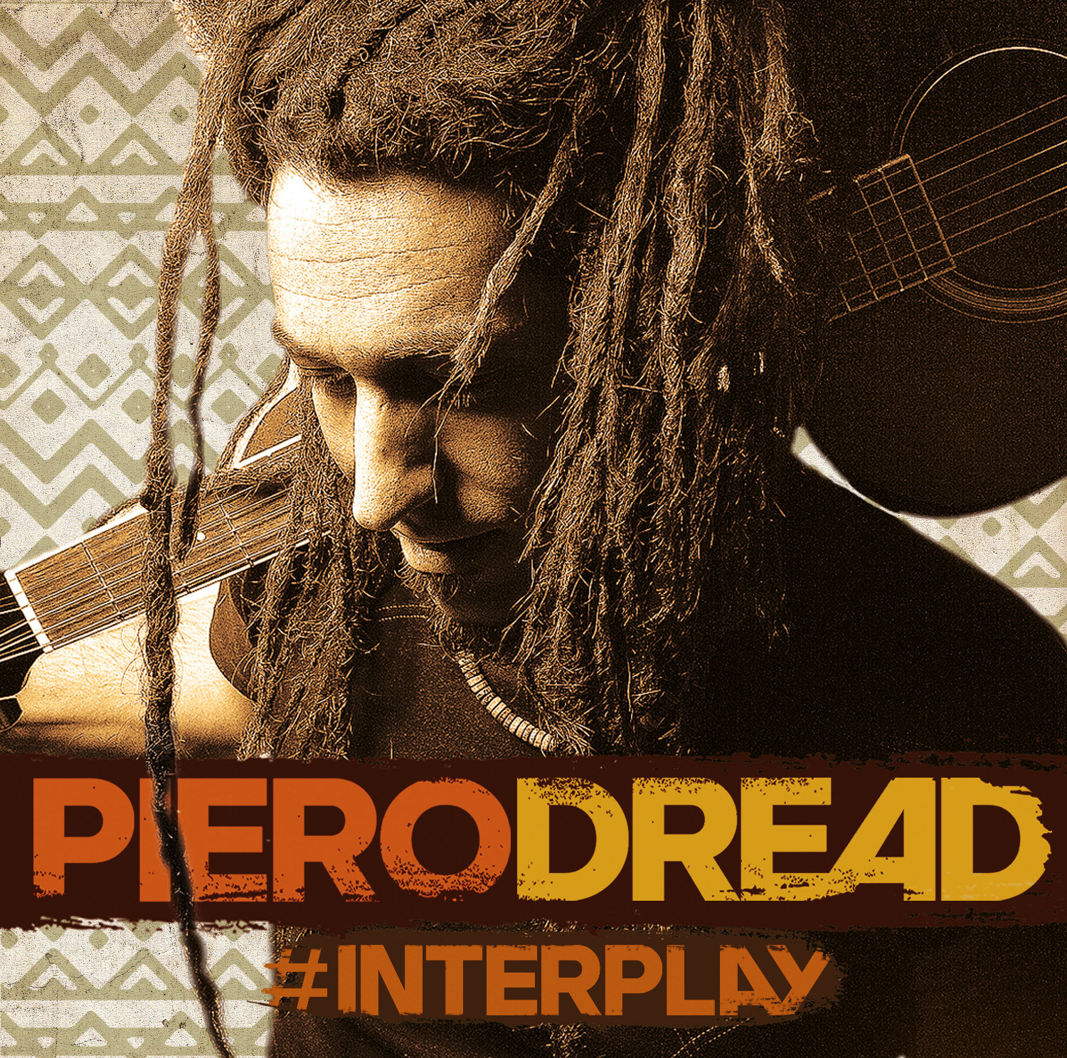 Copertina di Piero Dread #Interplay