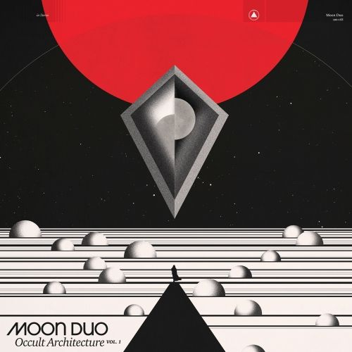 Copertina di Moon Duo Occult Architecture, Vol. 1