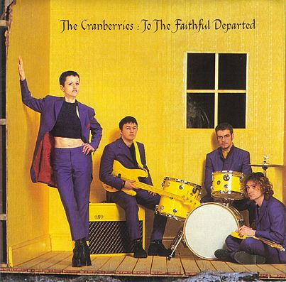 Copertina di The Cranberries To the Faithful Departed
