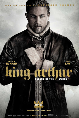 Copertina di Guy Ritchie King Arthur