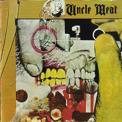 Copertina di Frank Zappa and the Mothers of Invention Unkle Meat