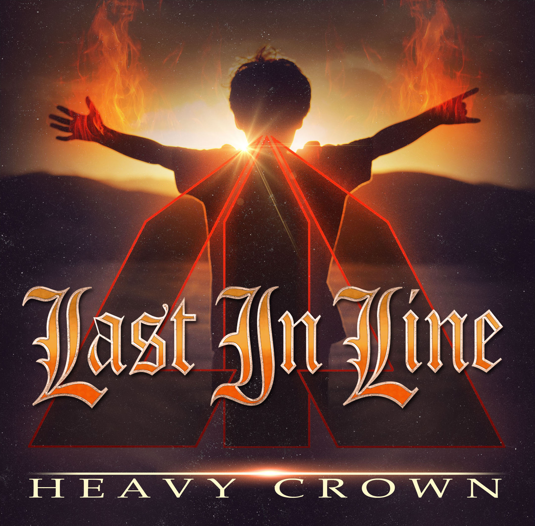 Copertina di Last In Line Heavy Crown