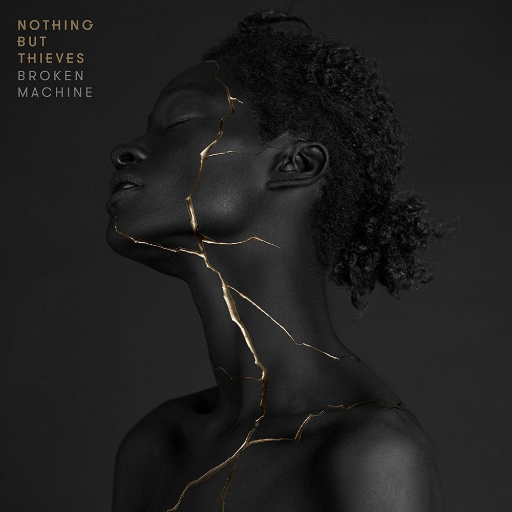 Copertina di Nothing But Thieves Broken Machine