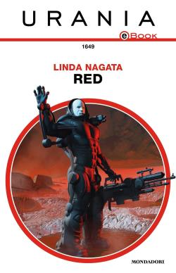 Copertina di Linda Nagata The Red: The First Light
