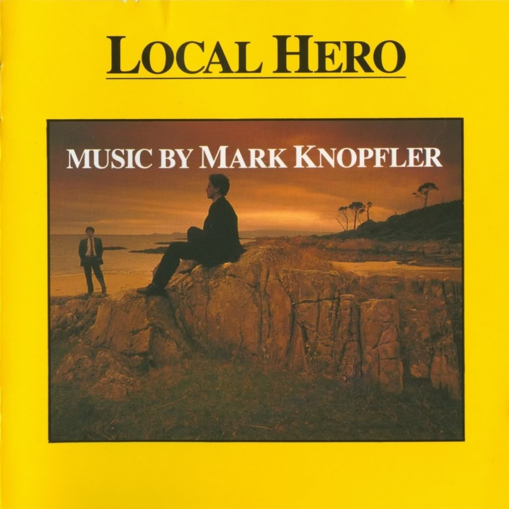 Copertina di Mark Knopfler Local Hero