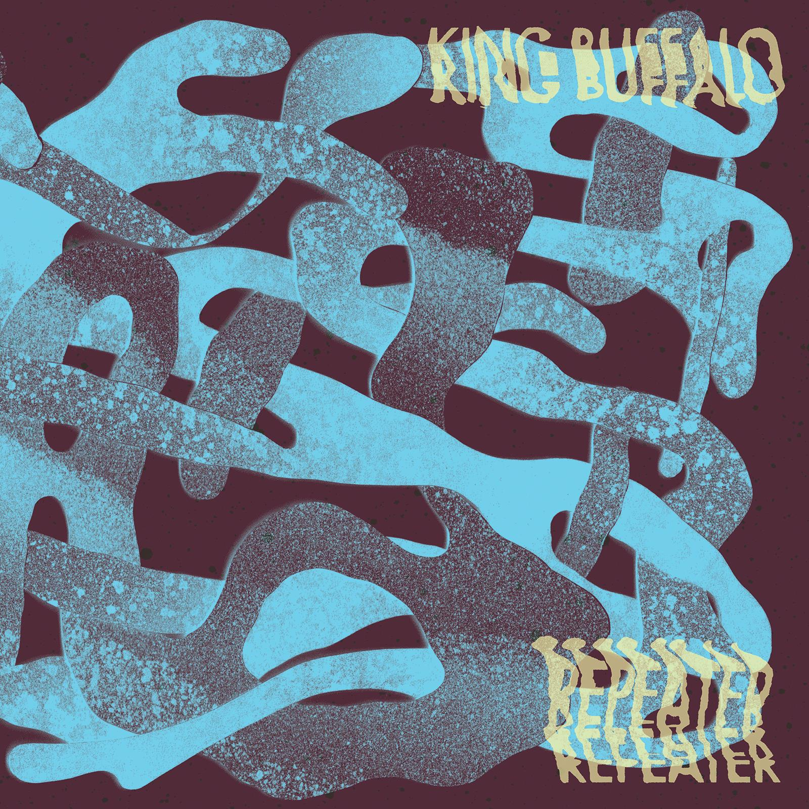 Copertina di King Buffalo Repeater EP
