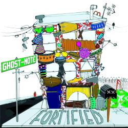 Copertina di Ghost-Note Fortified
