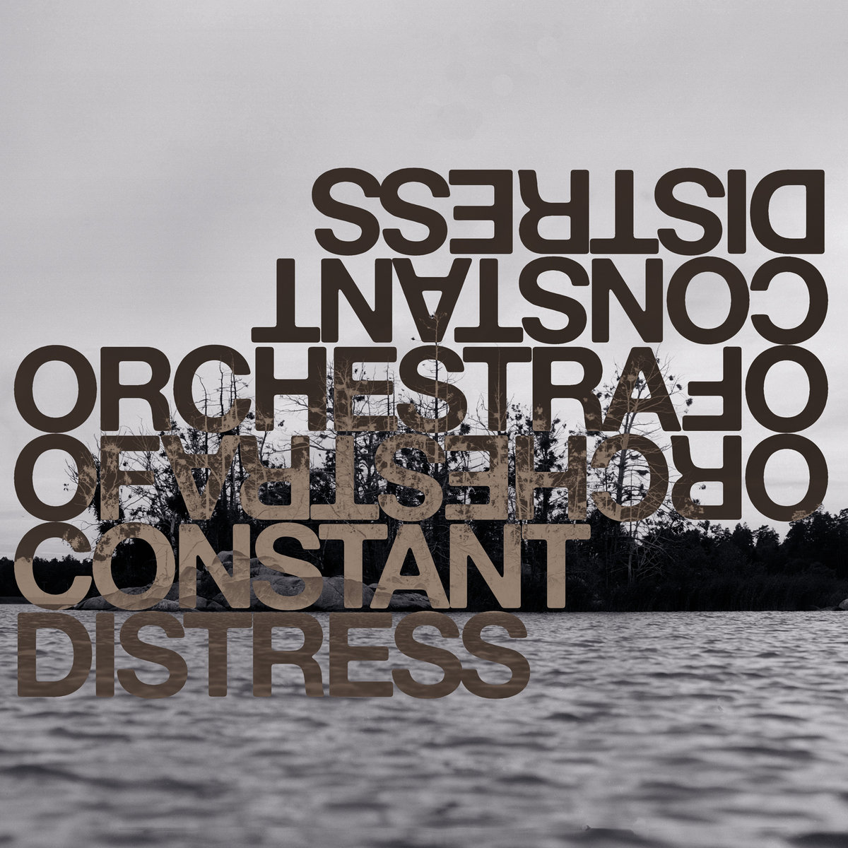 Copertina di Orchestra of Constant Distress Distress Test