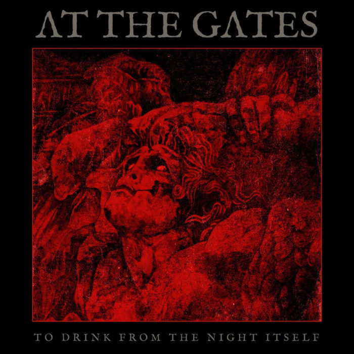 Copertina di At the Gates To Drink From The Night Itself