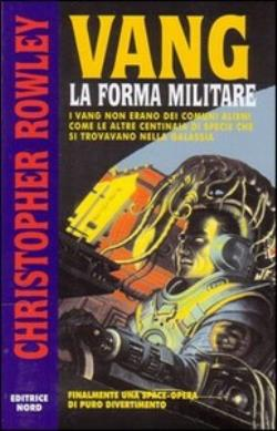 Copertina di Christopher Rowley The Vang: The Military Form