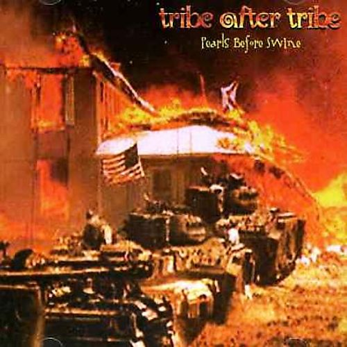 Copertina di Tribe After Tribe Pearls Before Swine