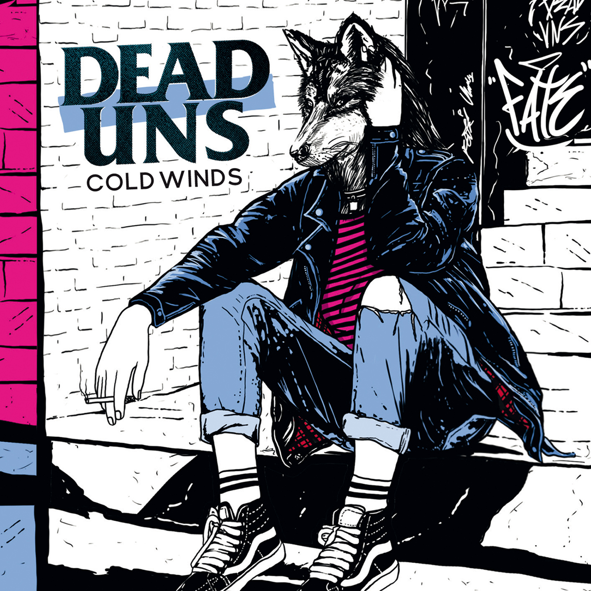 Copertina di Dead Uns Cold Winds