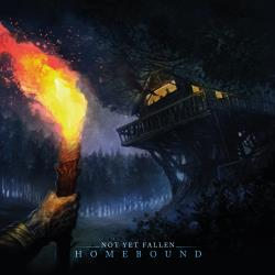 Copertina di Not Yet Fallen Homebound