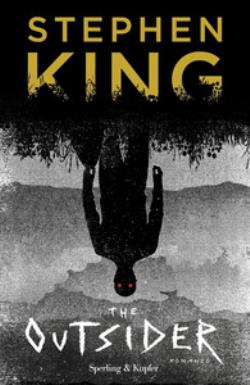 Copertina di Stephen King The Outsider
