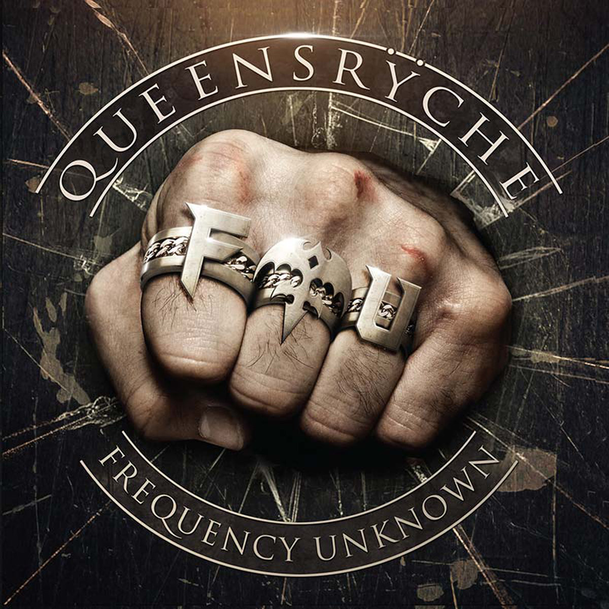 Copertina di Geoff Tate's Queensryche Frequency Unknown