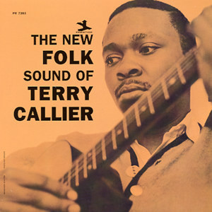 Copertina di Terry Callier The New Folk Sound of Terry Callier