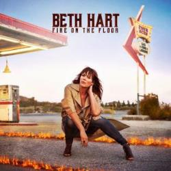 Copertina di Beth Hart Fire On The Floor