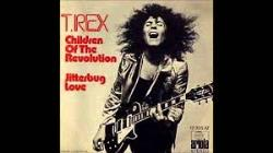 Copertina di T. Rex Children of the Revolution