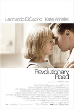 Copertina di Sam Mendes Revolutionary Road