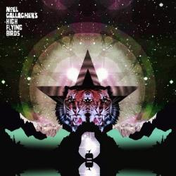 Copertina di Noel Gallagher's High Flying Birds Black Star Dancing EP