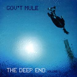 Copertina di Gov't Mule The Deep End, Volume 1