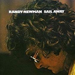 Copertina di Randy Newman Sail Away