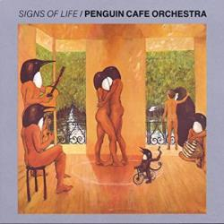 Copertina di Penguin Cafe Orchestra Signs of Life