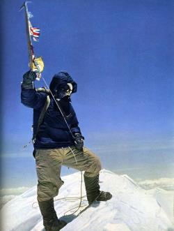Copertina di Edmund Hillary Tenzing Norgay on the Summit of Everest
