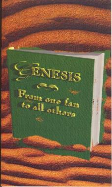 Copertina di Genesis From One Fan To All Others