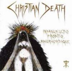 Copertina di Christian Death Insanus, Ultio, Proditio, Misericordiaque