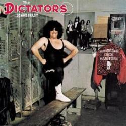 Copertina di The Dictators Go Girl Crazy