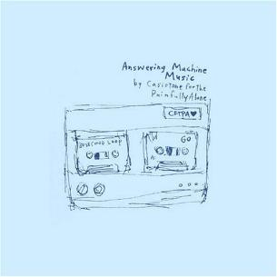 Copertina di Casiotone For The Painfully Alone Answering Machine Music
