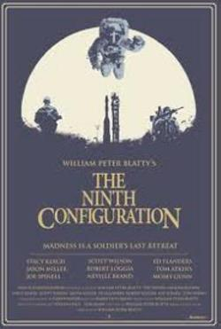 Copertina di William Peter Blatty The Ninth Configuration (La Nona Configurazione)